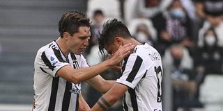 Juventus sufrió para vencer a la Sampdoria y perdió a Dybala