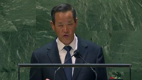 Corea del Norte dice a la ONU que tiene derecho a probar sus armas