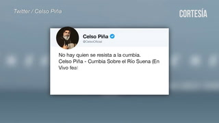 Muere el músico mexicano Celso Piña el