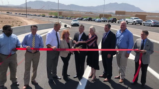 North Las Vegas marks the opening of Tropical Parkway connector