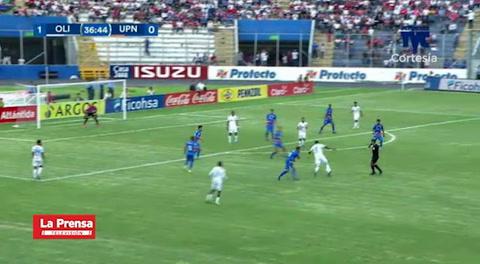 Olimpia 4-1 UPN (Liga Nacional)