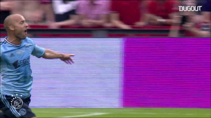 Ajax's best KNVB Cup final goals