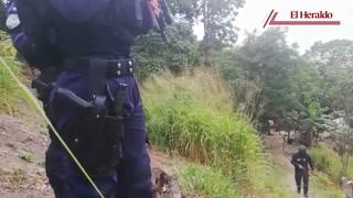Muere pandillero al enfrentarse con la Policía en aldea La Cuesta