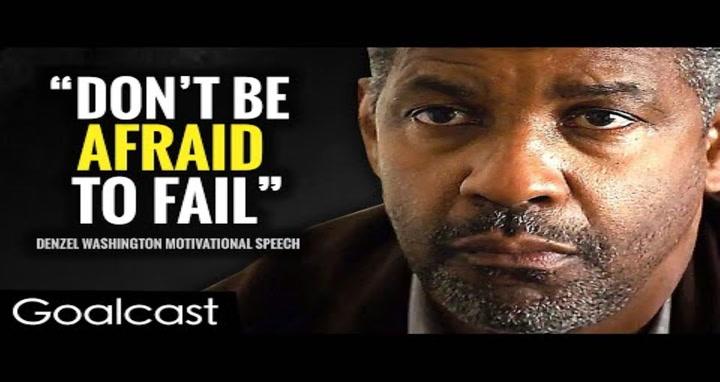 Denzel Washington's Greatest Life Advice Will Leave You Speechless (Must Watch)   Goalcast