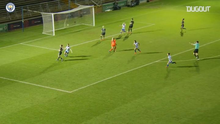 Nikita Parris nets hat-trick vs Reading