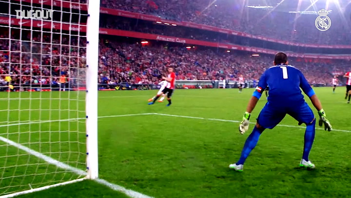 Karim Benzema likes scoring against Athletic Bilbao