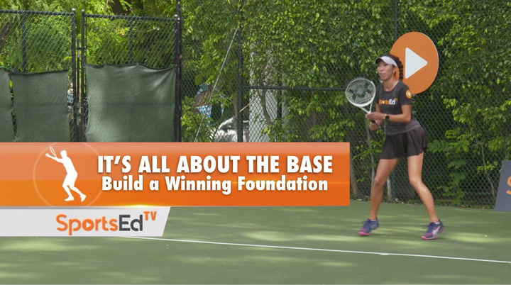 Forehand Overview Series Part 1-The Base