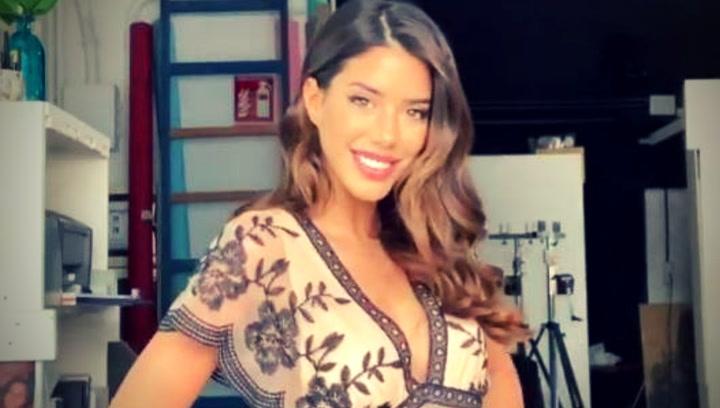 Así es Nadia Avilés, modelo novia de Denis Suárez