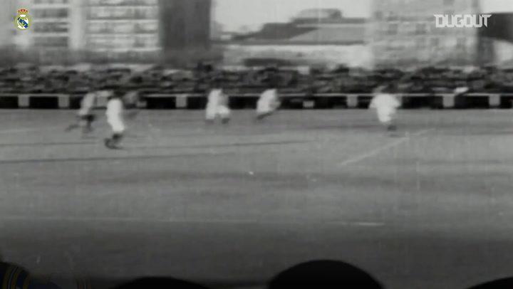 Historic Games At Real Madrid's Santiago Bernabéu Stadium
