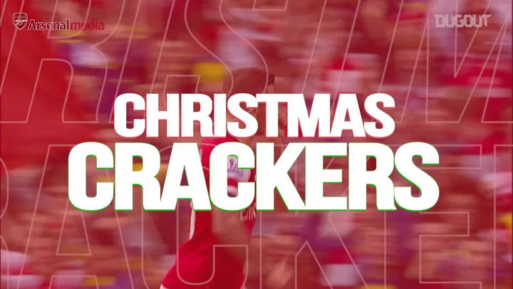 Christmas Crackers: Jack Wilshere