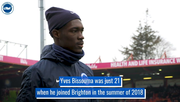 Yves Bissouma's rise at Brighton