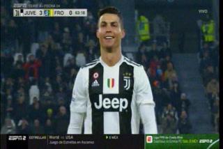 Cristiano Ronaldo sigue en racha y marca un nuevo gol en la Serie A