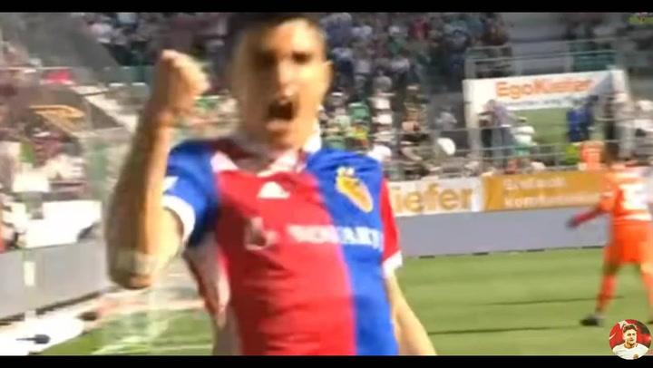 Así juega Mohamed Elyounoussi