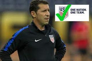 Tab Ramos sería el elegido para dirigir a la selección de Estados Unidos