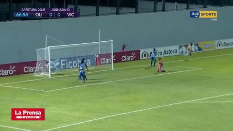 Olimpia 4 - 0 Victoria (Apertura 2021)