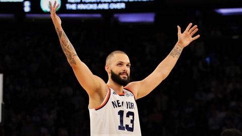 Will Knicks prove that making playoffs last year was no fluke?