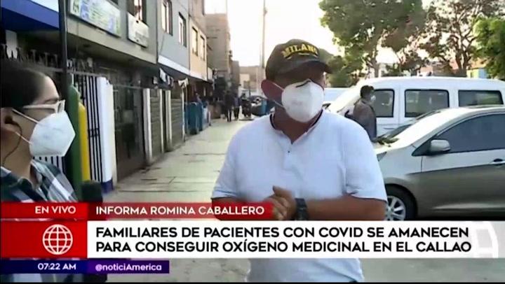 """'Ángel del Oxígeno' advierte: """"En una semana se ha elevado tremendamente el consumo de oxígeno"""""""
