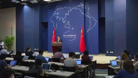 China y el Reino Unido chocan por Hong Kong a raíz de la nueva ley de seguridad
