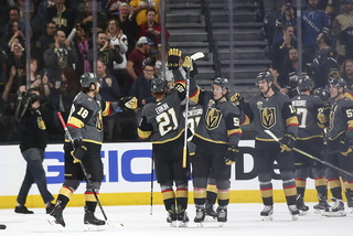 Golden Edge: Knights Successfully Clinch Playoff Berth