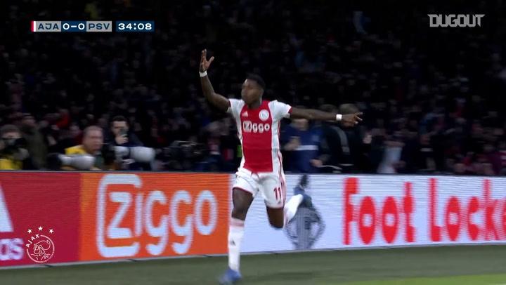 Quincy Promes' best goals for Ajax