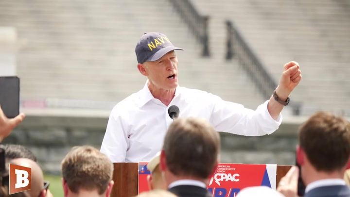 "Sen. Rick Scott: Biden Needs to Get Rid of ""Illegitimate"