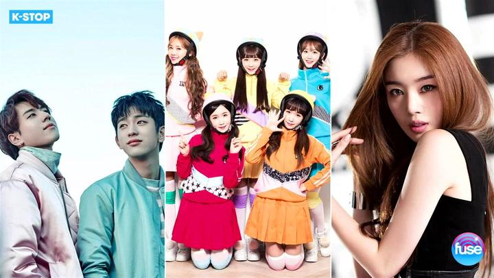 GoT7, Apink, Crayon Pop, Sunhwa Departs Secret: K Stop