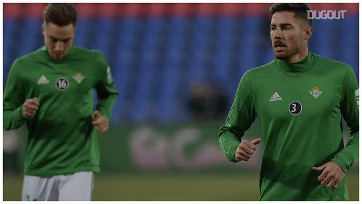 Video Gallery: Getafe 0-1 Real Betis
