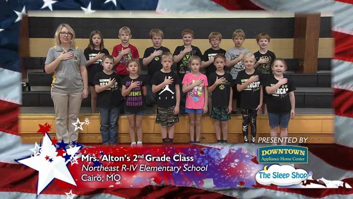 Northeast R-IV School - Ms. Alton - 2nd Grade