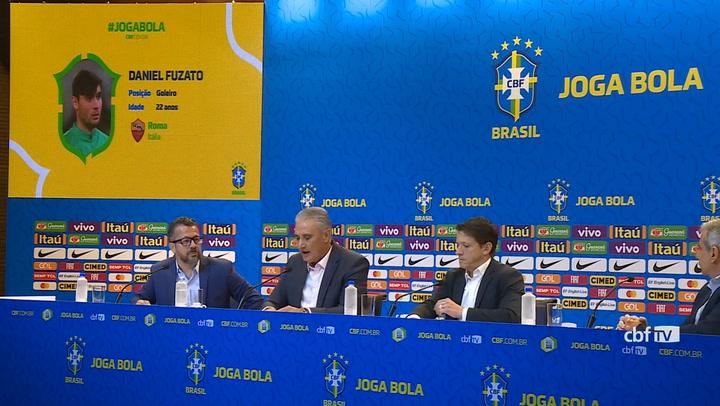 Convocatoria de Brasil