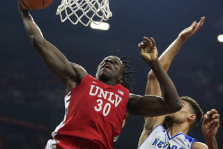 """UNLV Has """"Bad Day in the Office,"""" Falls to UNR 87-70 – VIDEO"""