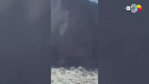 Al menos un muerto tras la erupción del volcán neozelandés Whakaari