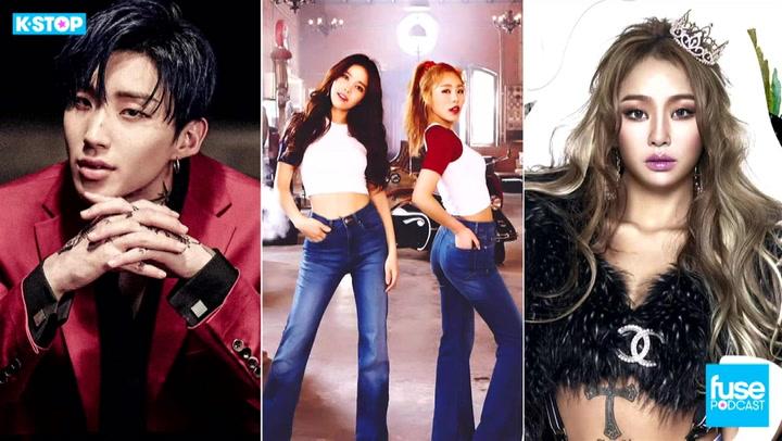 B.A.P, Mamamoo, Hyolyn, Who Will and Who Should Win at 2016 MAMA: K Stop