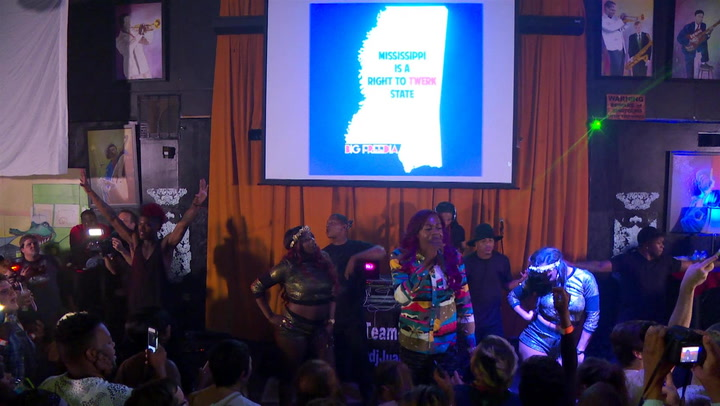 Big Freedia's Triumphant Return To The Stage In Mississippi