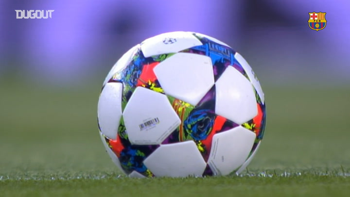 Messi lights up Champions League semi-final against Bayern Munich