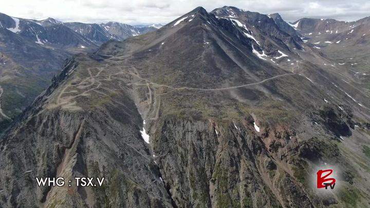 Whitehorse Gold: High-Grade Gold Camp in Canada's Yukon