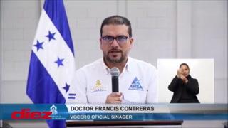 Se confirman 27 nuevos casos de coronavirus en Honduras y ya son 95 infectados