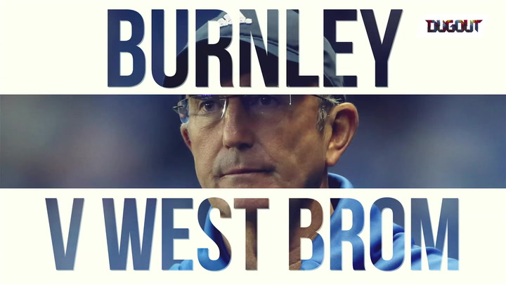 NTK: Burnley Vs West Brom EPL 19 AUG 2017