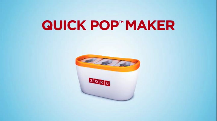 Preview image of Zoku Quick Pop Maker video