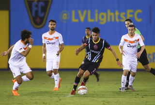 Lights Out: Lights To Face Off Against Colorado Springs Switchbacks