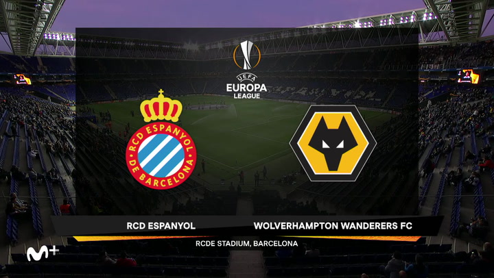 Europa League: Espanyol-Wolverhampton