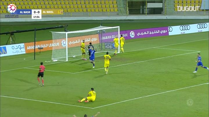 Highlights: Al-Wasl 0-3 Al-Nasr