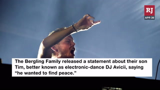 Avicii's Family Said He 'Could Not Go On Any Longer'
