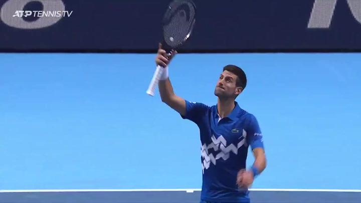 Djokovic vence a Zverev y completa unas semifinales de ensueño