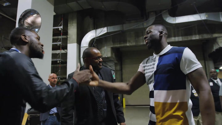 Draymond: West Finals, Post-Game 2