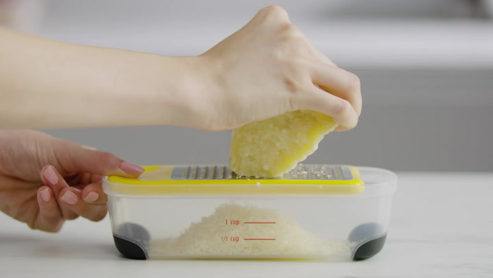Preview image of OXO Mini Grate & Slice Set Final video
