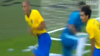 Brasil venció 1-0 a la selección de Argentina en Arabia Saudita