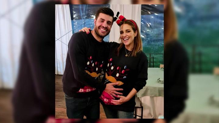 La dulce y navideña espera de Paula Echevarría y Miguel Torres