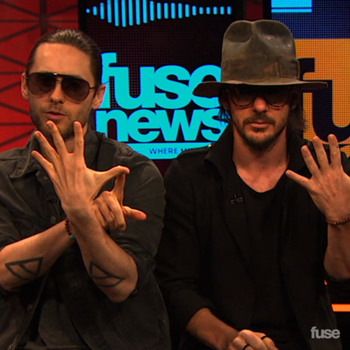 """30 Seconds to Mars """"Love Lust Faith + Dreams:"""" 5 Things You Need to Know"""