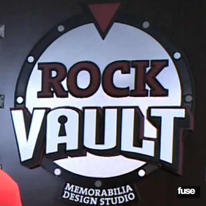 Tour the Hard Rock Vault: Peek Hendrix's Most Famous Guitar, Madonna's Iconic Wedding Dress, & Much More