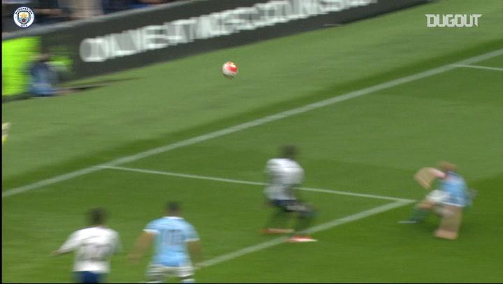 Incredible Goals: Kevin De Bruyne vs Newcastle